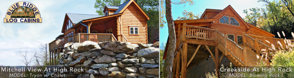 About Blue Ridge Log Cabins Lovemybrlc