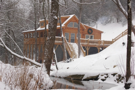 Creekside Snow