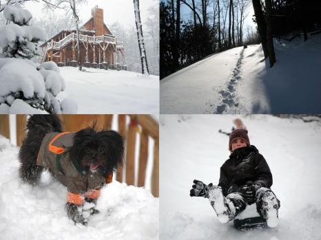 Highrock Haven Winter Fun