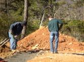 preparing-gravel