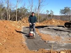 compacting-gravel