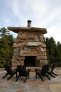 Outdoor Fire Place or Fire Pit?